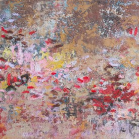 Amy Donaldson, abstract art, Chicago, modern art, painting