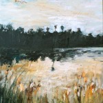 Florida Marsh, amy donaldson, abstract art