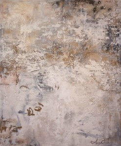 Amy Donaldson Large natural abstract art