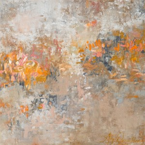 abstract art, painting, amy donaldson, oil on canvas, chicago, neutral painting,