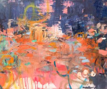 abstract art, international art, contemporary art, interior design, amy donaldson