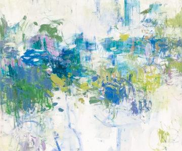 healing art, oil painting, abstract art, contemporary art
