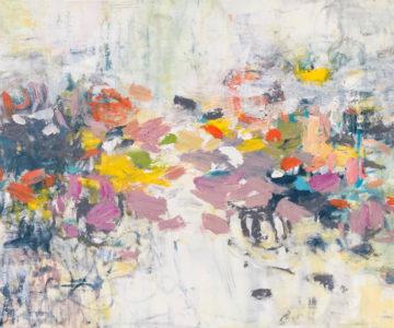healing art, abstract art, oil painting, modern art
