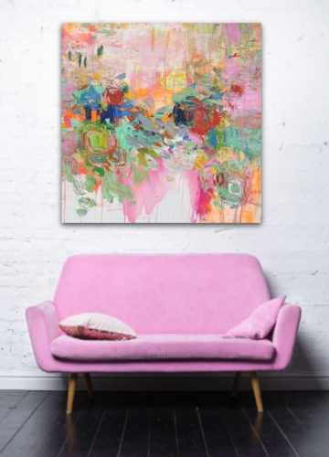art collector, interior design, amy donaldson