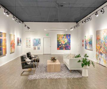 Amy Donaldson, Fine art, art gallery, art studio, art museum